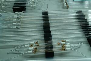 印刷机特性曲线按键